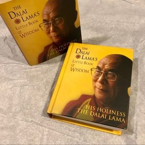 🦋 Dalai Lama's Little Book of Wisdom 🦋